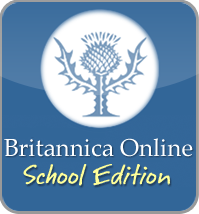 Image result for britannica app logo
