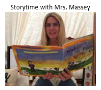 Storytime with Mrs. Massey