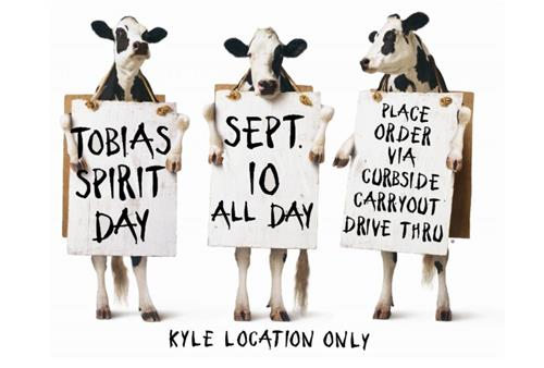 Spirit Day Chick-Fila