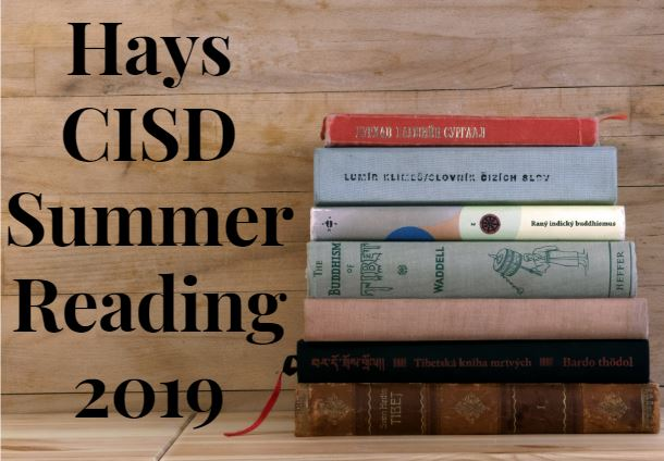 Hays CISD  Summer Reading