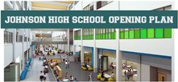 JHS Opening Plan graphic