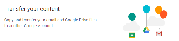 Transfer your Hays Google Drive