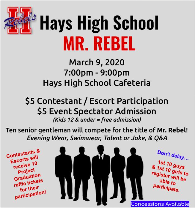 Mr. Rebel Flyer