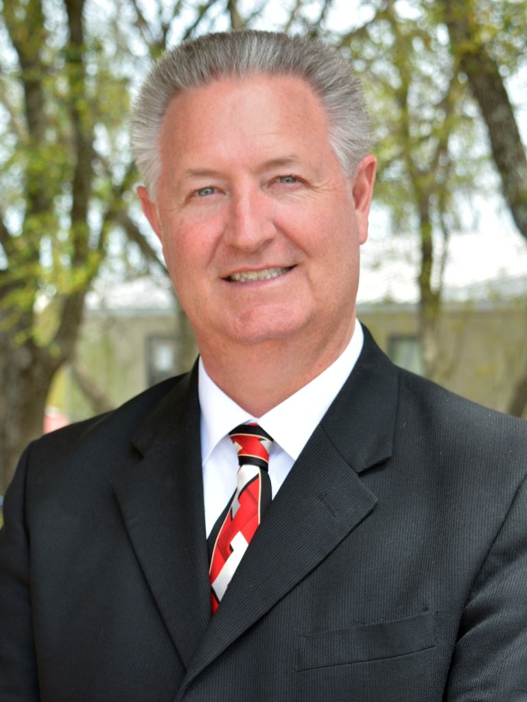 photo of Superintendent Dr. Eric Wright