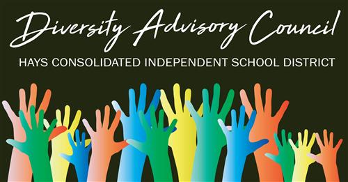 decorative photo saying Diversity Advisory Council