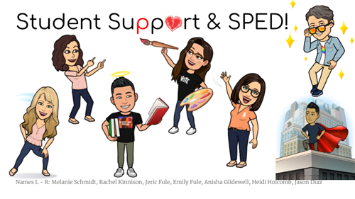 Student Support and SPED