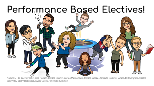 Performance Based Electives