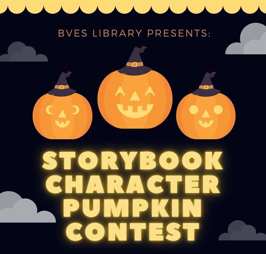 Storybook Character Contest Winners