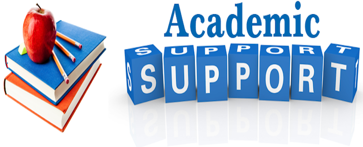 Academic Support graphic