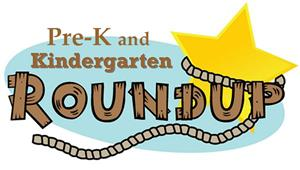 Pre K and Kinder Round up