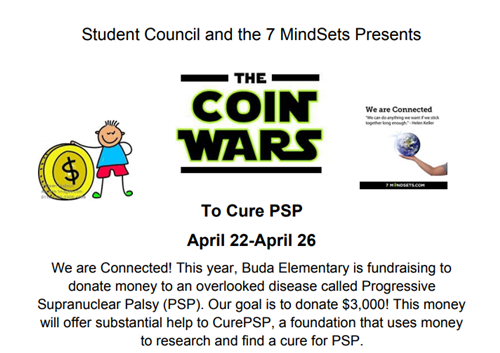 Coin Wars to Cure PSP